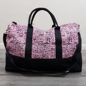 Victoria Secret Pink Weekender Travel Bag
